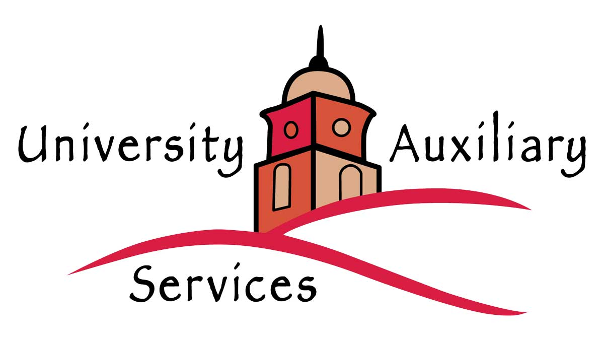 University Auxiliary Services logo